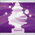 YAHOO Coporate Weihnachts CD